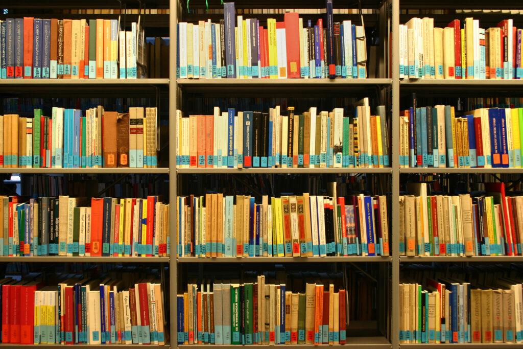 registro libros